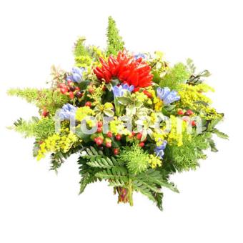 mazzo fiori misti