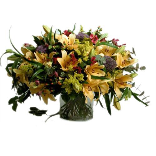 Mazzo di fiori assortiti