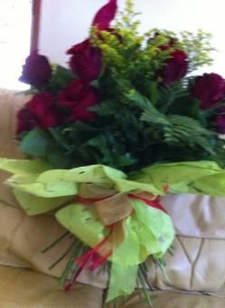 fascio rose rosse 13