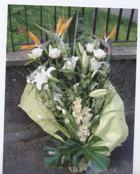 fascio fiori