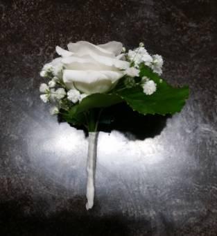 Bottoniera: Fiore all'occhiello