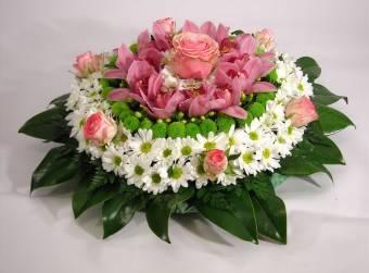 Torta di fiori GRANDE