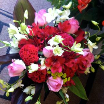 Bouquet Passione