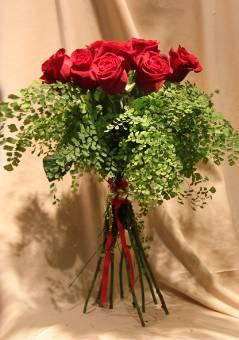 Rose rosse 'Per te'