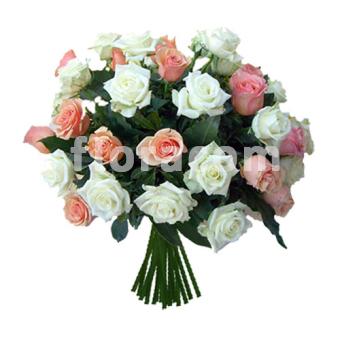 bouquet rose miste