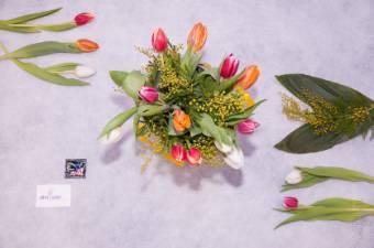 Bouquet di tuipani