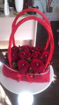 borsetta rose naomi