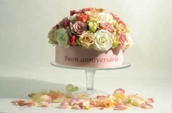 Torta di rose mix