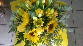 Bouquet Solare Caldo
