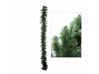 Festone noble 270 cm 200 tips per feste di natale o decorazione casa