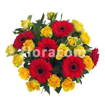 boquet fiori misti