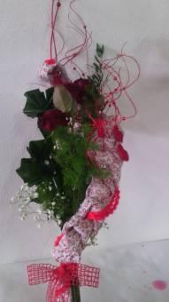 3 rose rosse equador