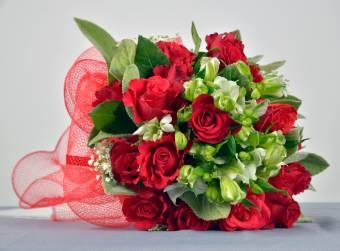 bouquet di rose