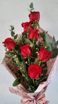 7 Rose Rosse