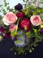 Foto La bancarella dei fiori di Torri L.
