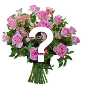 bouquet 24 rose gambo medio,